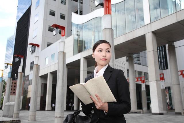 自立した女性と仕事